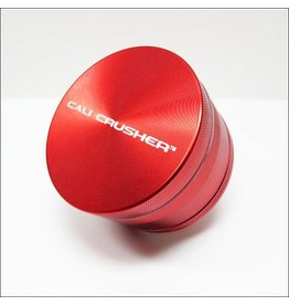 Cali Crusher 2.5'' 4 Piece Red Cali Crusher