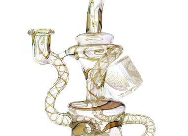 Steve Sizelove x Hefe Glass