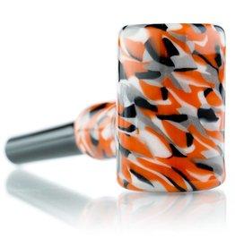 Hollinger Hollinger Small Orange / Gray Cob Pipe