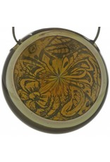 Coyle x Trevy Metal Coyle x Trevy Metal Disk Pendant