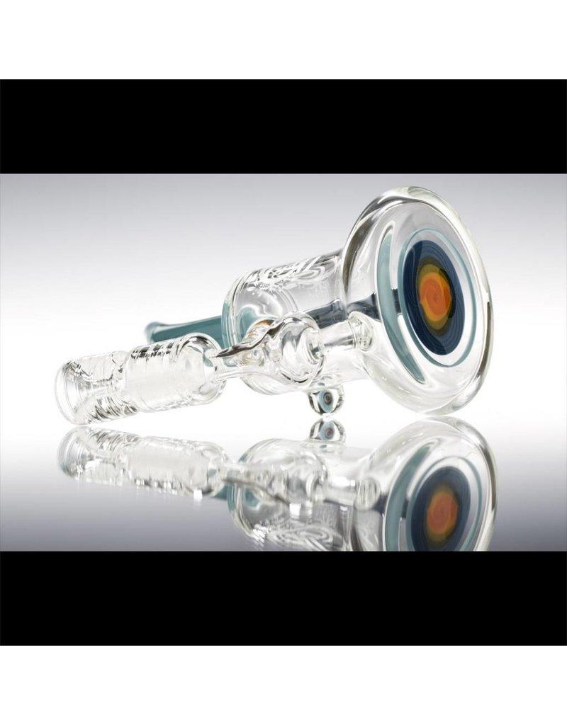 4.0 Glass 4.0 Worked Mini Daytripper Aqua