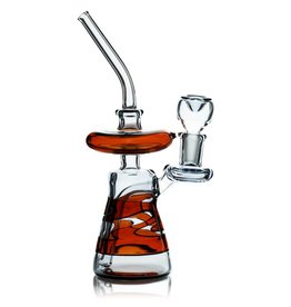 GERM Germ Blue & Red Whimsy Tower Dab Rig