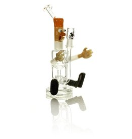 Pyrology x Rob Morrison Pyrology x Rob Morrison Recycler Dab Rig