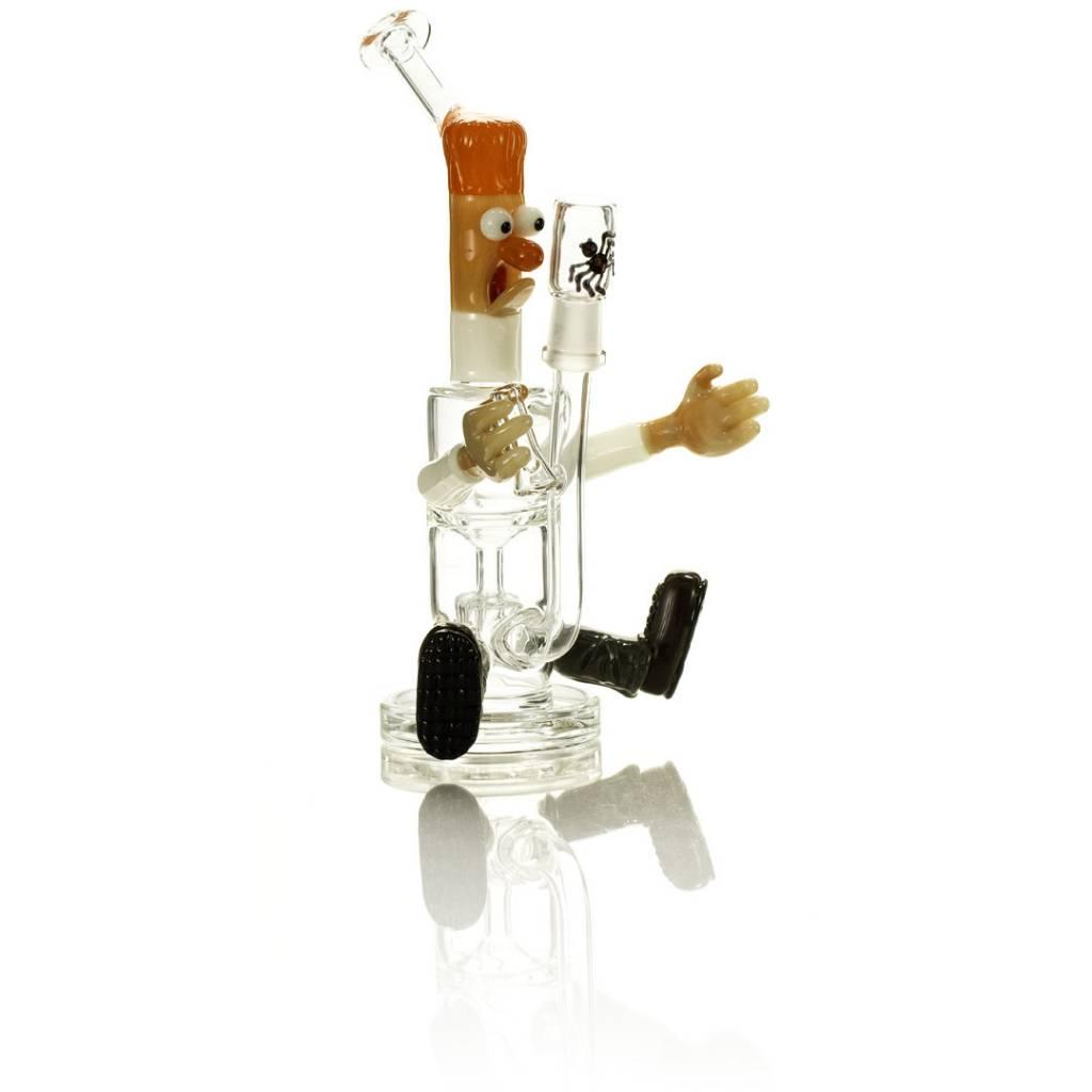 Pyrology x Rob Morrison Muppet theme Beaker Pyrology x Rob Morrison Recycler