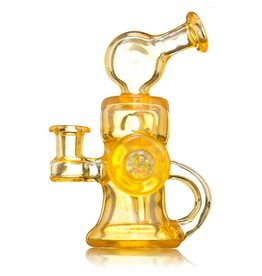 Purdy Purdy Tangelo over Lucy Sidewinder Recycler