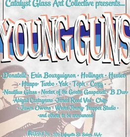 Witch DR Young Guns VIP Pass