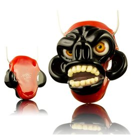 COYLE Coyle Red Open Mouth Pendant