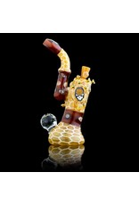 Joe Peters x Jerry Kelly Joe Peters x Jerry Kelly Honey Snorkel Bub Dab Rig Collab