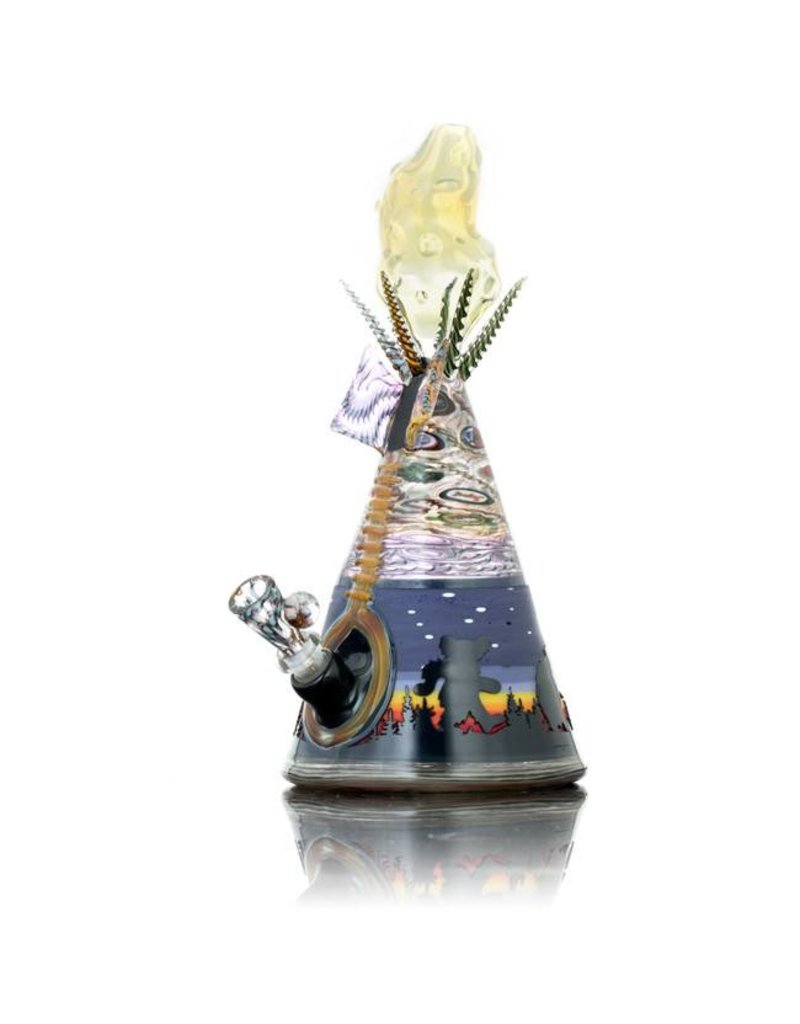 Joe Peters x Jerry Kelly Joe Peters x Jerry Kelly Tipi Rig Collab