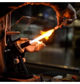 Intro to Glass Blowing Lesson