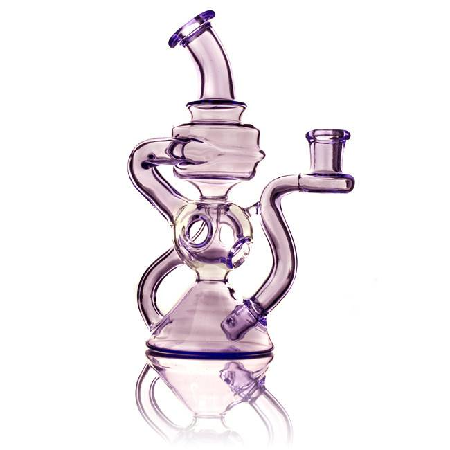 Chip G Chip G Purple Rain Swiss Klein Recycler Rig