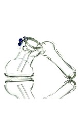 Witch DR Witch DR Clear Sidecar Bubbler by Treso Queso
