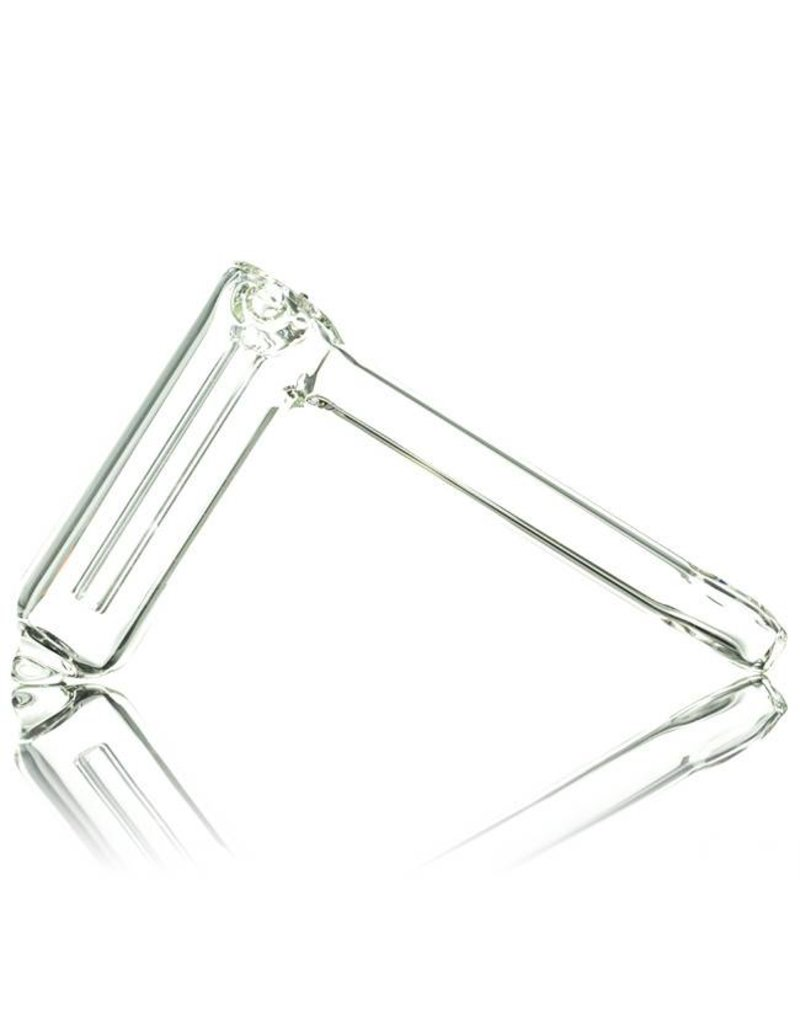Witch DR Witch DR Large Clear Scientific Hammer Bubbler by Treso Queso