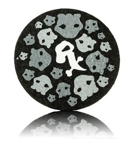 "8"" Witch Dr Skulls Moodmat"