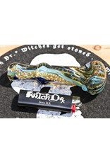 Witch DR Witch DR Large Lattichino Spoon Pipe #1 by PC