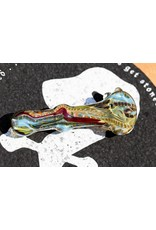 Witch DR Witch DR Large Spoon Pipe w/ Lattichino #2 by PC