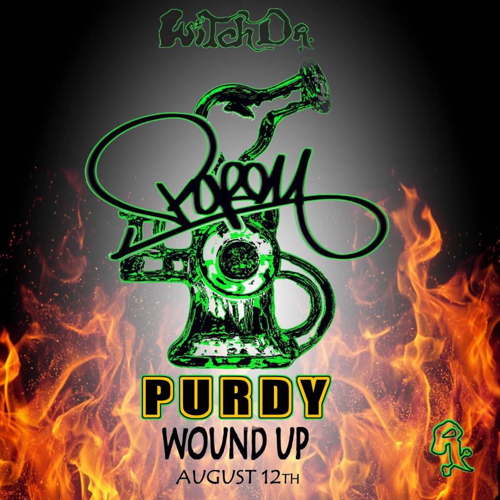 Purdy - Wound Up - August 12th