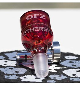 Mothership Mothership HoneyPot w/Quartz & OFZ Pomegranate