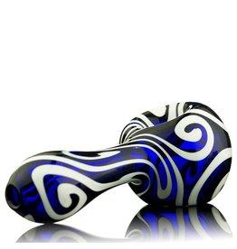 Rowan Rowan Cobalt Celtic Tux Spoon - Waldo's Wonders