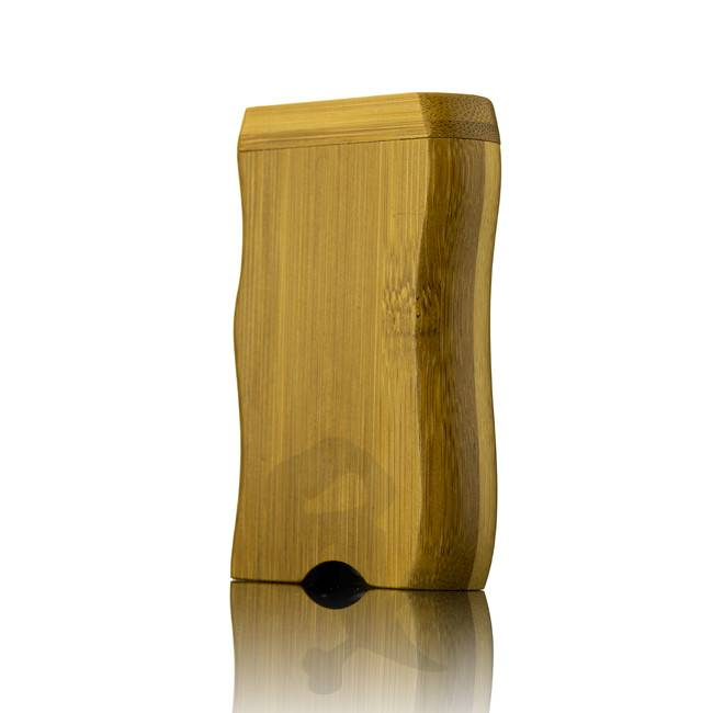 ... Ryot Small Bamboo Wood Dugout W/Metal Bat ...