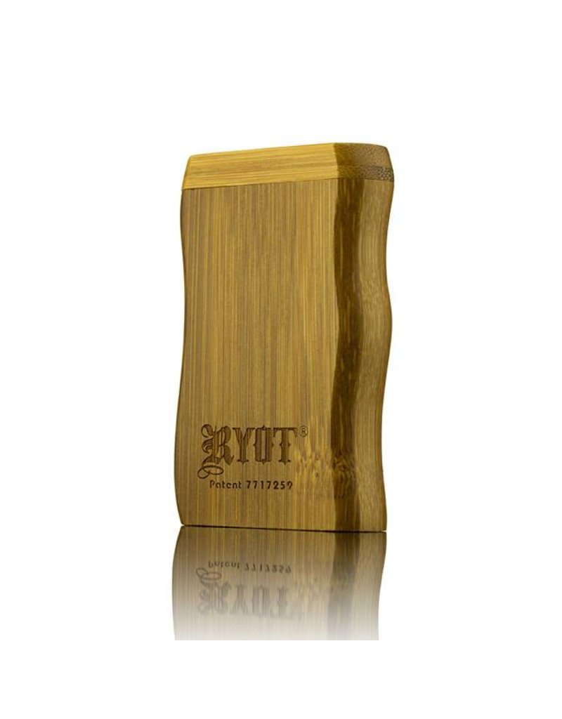 Ryot Small Bambu Wood Dugout w/Metal Bat