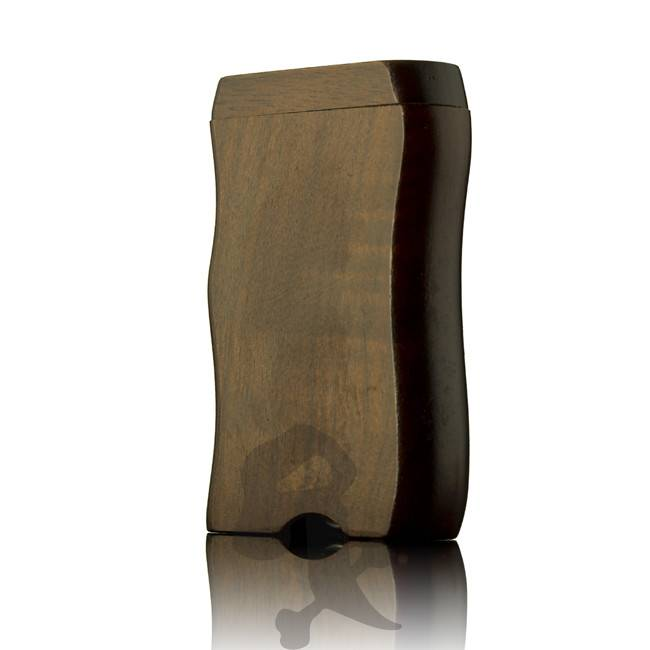 Ryot Small Mahogany Wood Dugout w/Metal Bat