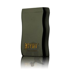 Ryot Small Wood Dugout w/Metal Bat Black