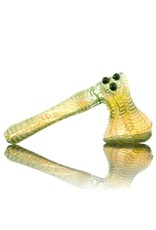 Witch DR Green Wrap & Rake Hammer Bubbler by Treso Queso