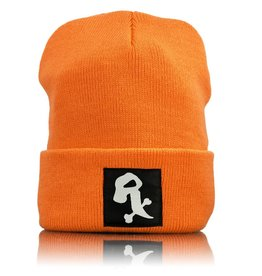 Witch DR Witch DR White Rx Winter Hat Blaze Orange