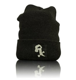Witch DR Witch DR White Rx Winter Hat  Charcoal