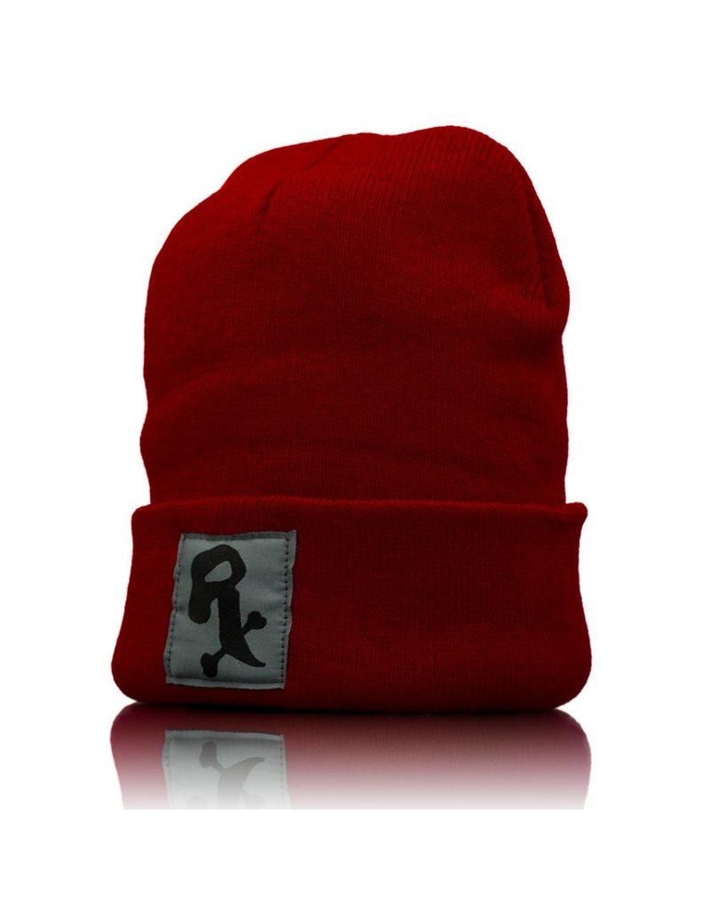 Witch DR Black Rx Winter Hat Red