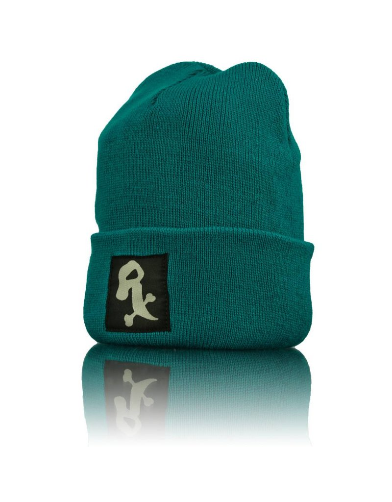 Witch DR Black Rx Winter Hat Computer Blue