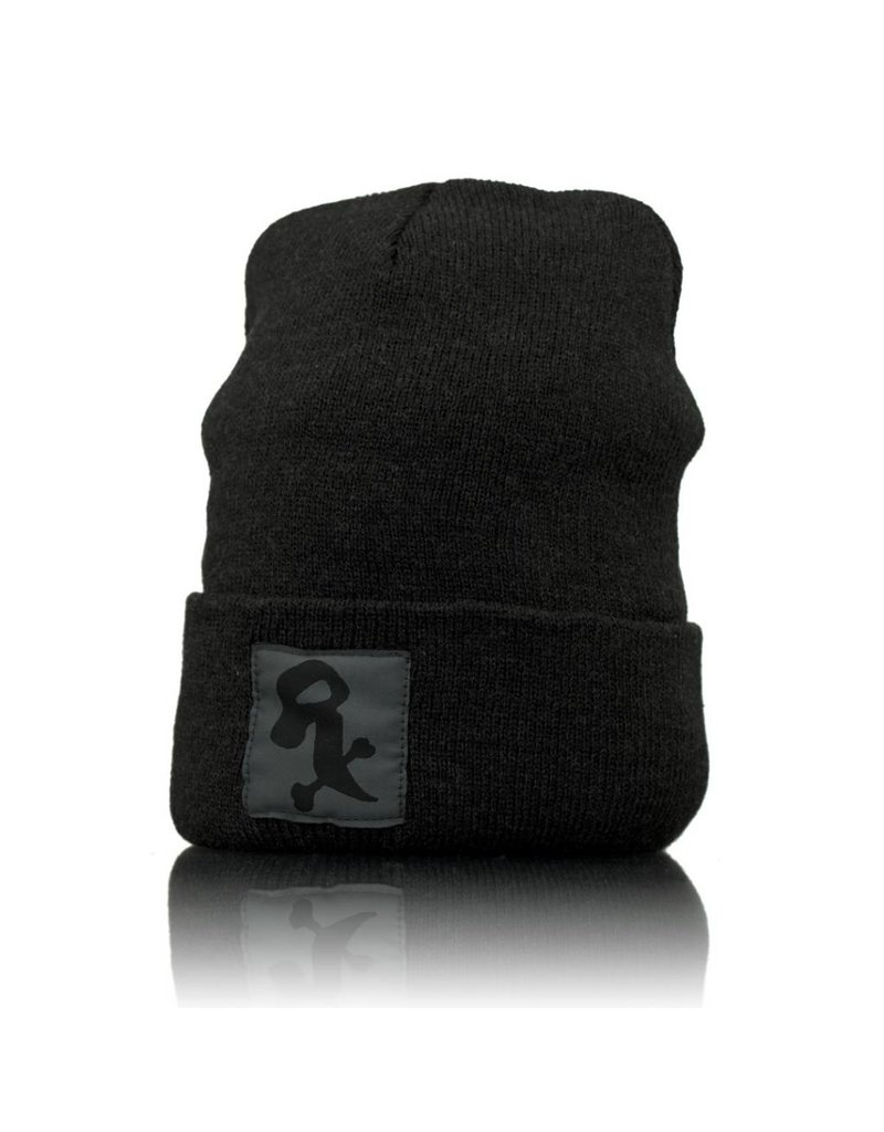 Witch DR Black Rx Winter Hat Charcoal
