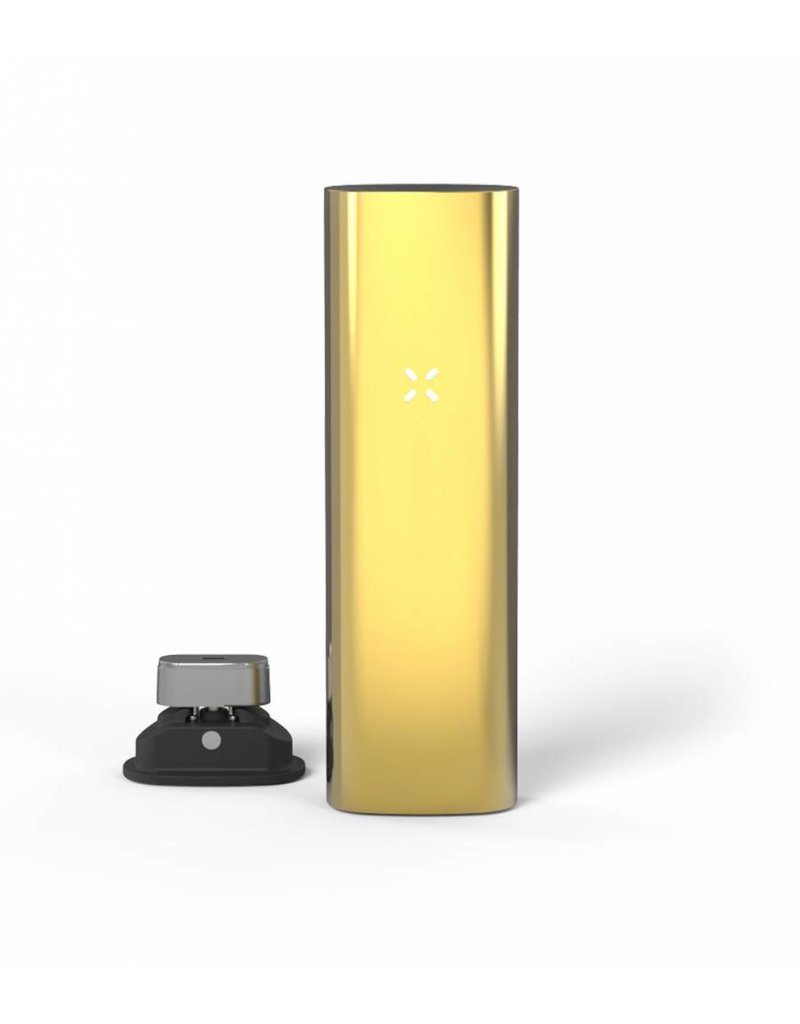 PAX PAX 3 Dual Use Vaporizer |  Gold