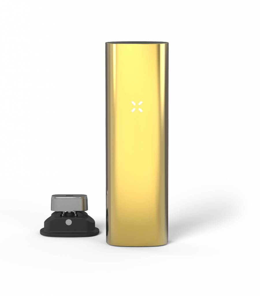 PAX PAX 3 Dual Use Vaporizer |  Gold