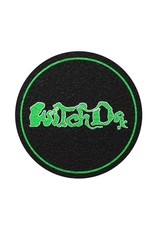 "Moodmats 5"" Green Witch Dr Rubber Moodmat"