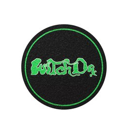 "Moodmats 8"" Green Witch Dr Rubber Moodmat 