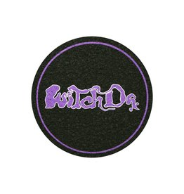"""5"""" Purple Witch Dr Rubber Moodmat   Made from 100% Upcycled Materials"""