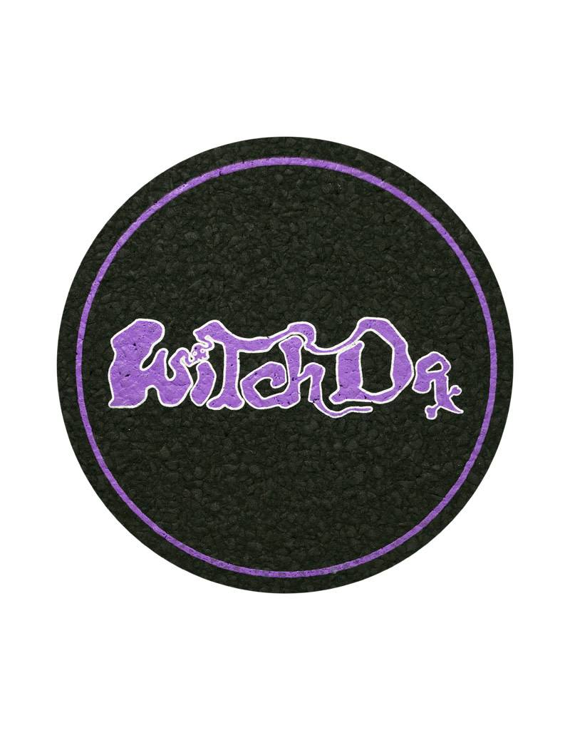 "Moodmats 8"" Purple Witch Dr Rubber Moodmat"