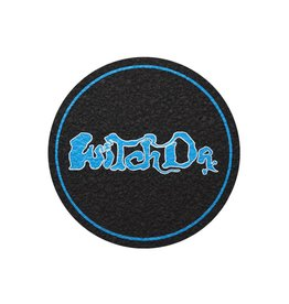 """5"""" Blue Witch Dr Rubber Moodmat   Made from 100% Upcycled Materials"""