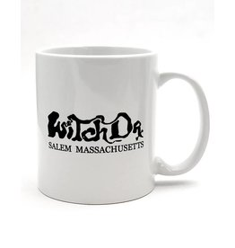 Witch Dr White Mug