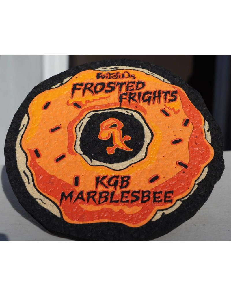 """5"""" KGB Frosted Frights Moodmat"""