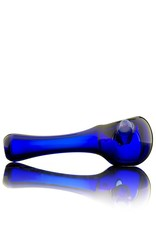 Matt Jacobs SOLD Matt Jacobs Blue Pipe with Horn Accent