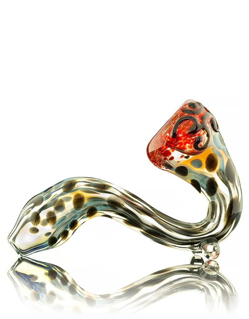 Keith Hickey Keith Hickey Black Spots with Red Frit Sherlock