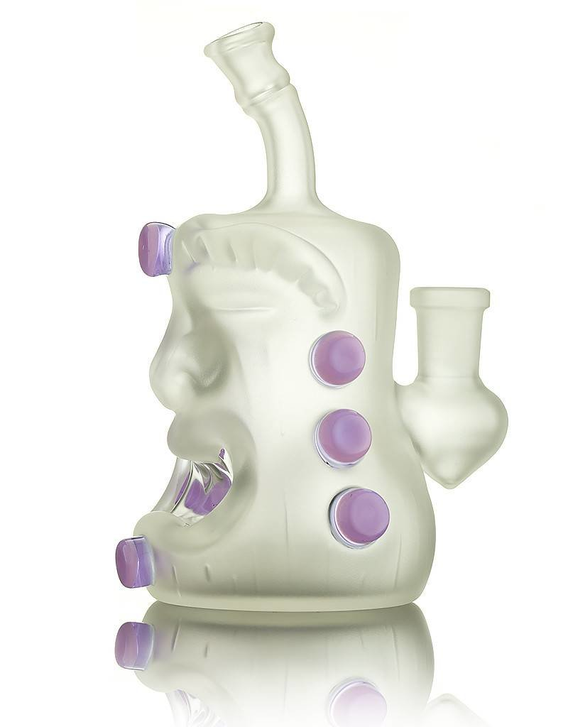 Don Chile Ortega Don Chile Ortega Clear / Pink / Purple Rain SB Tiki Rig