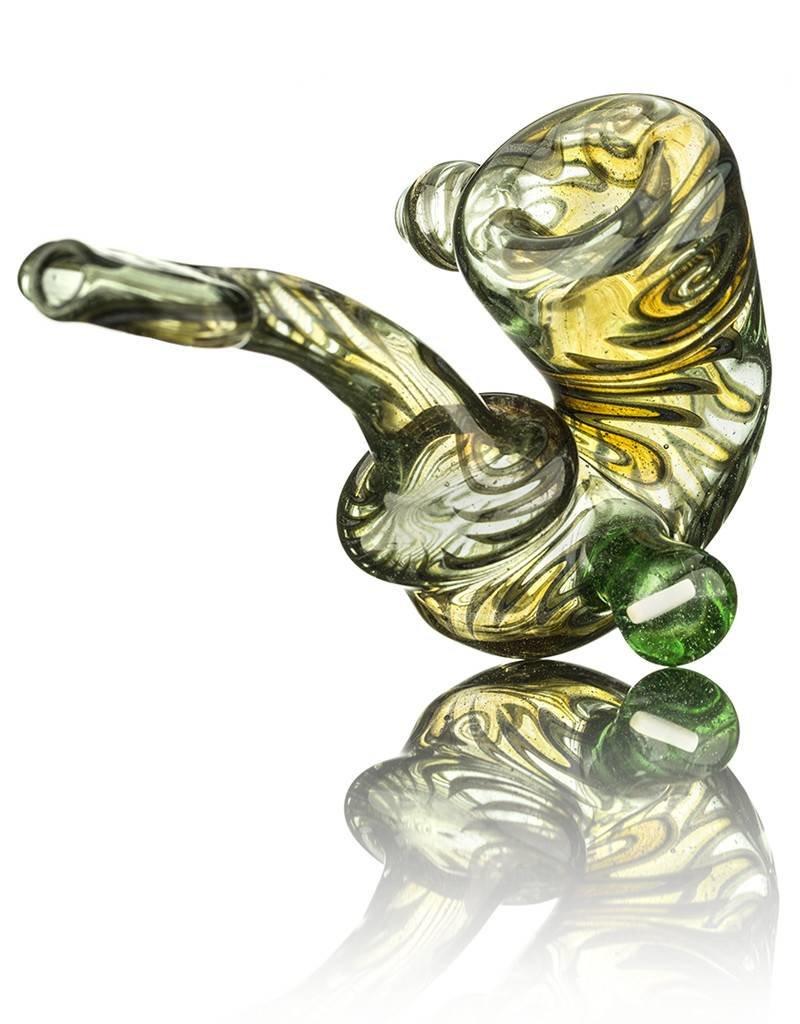 C4 Glass C4 Green & Steel Wool Sherlock