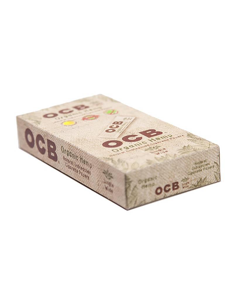 OCB OCB Single Wide Organic Hemp 24/Box