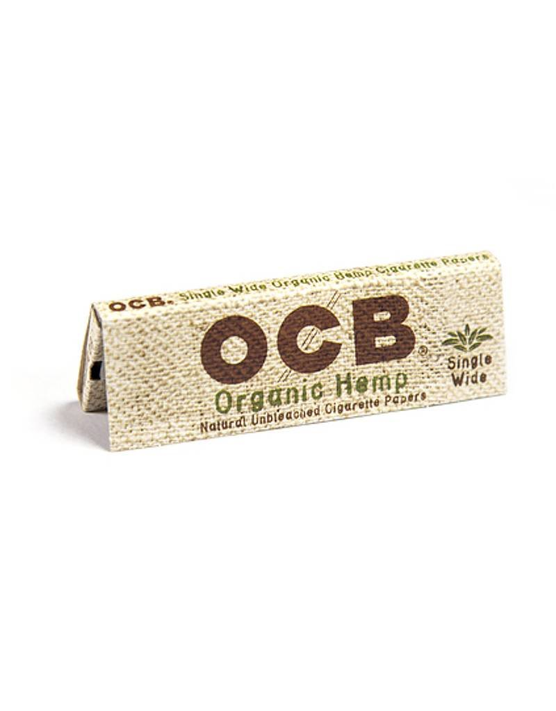 OCB OCB Single Wide Organic Hemp