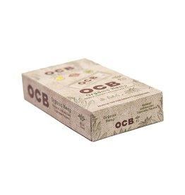 OCB OCB 1 1/4 Organic Hemp 24/Box