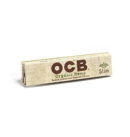 OCB OCB King Size Organic Hemp + Tips